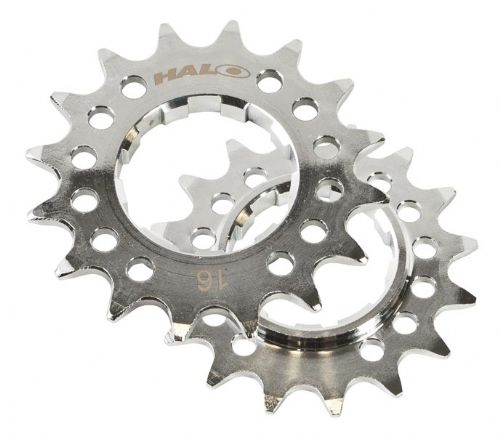 "Halo Fat Foot 1/8"" Single Speed Cogs"